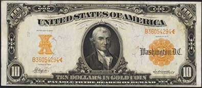sell gold certificate american coins and gold
