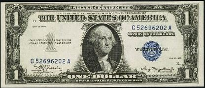 silver certificates freehold