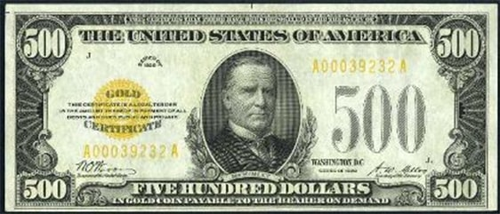 1 Gold Certificate Buyers In Central Nj What S Your